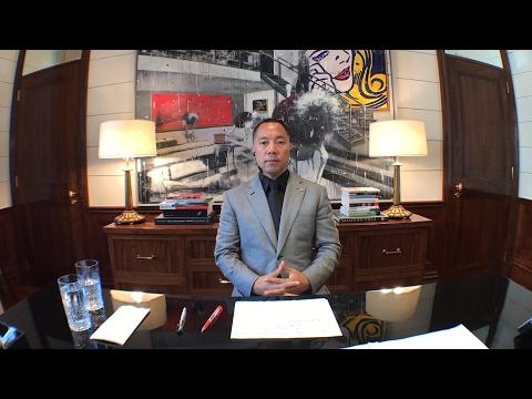郭文贵5月19日报平安视频直播 感恩推友关心 呼吁推友冷静