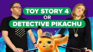 Detective Pikachu or Toy Story 4: Which deserves more hype? | Nope, Sorry
