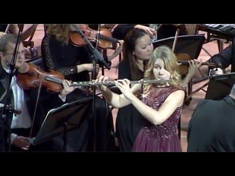 Глюк, Кристоф Виллибальд - Концерт для флейты с оркестром соль мажор