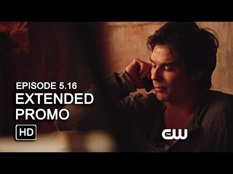 The Vampire Diaries 5x16 Extended Promo - While You Were Sleeping [HD]