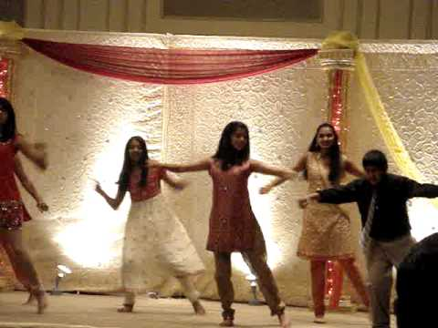 Momaya Anish Reception-Rock N Roll Soniye Dance