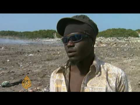 Haitians' hardships continue overseas - 30 July 09 Video