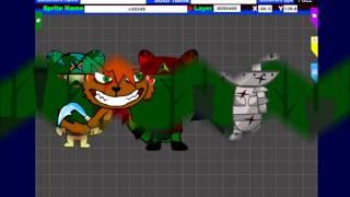 zolrac3005 personajes
