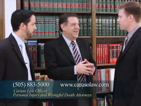 Personal Injury & Wrongful Death Attorneys for Car & Truck Accidents, Albuquerque, NM