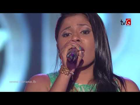 Dream Star Season VII | Final 10 - Nimalka Udayakumari ( 14-10-2017 )