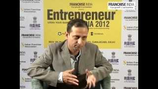 Hemendra Mathur of SEAF at Entrepreneur
