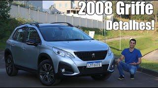 Peugeot 2008 Griffe 2020 em Detalhes - Falando de Carro