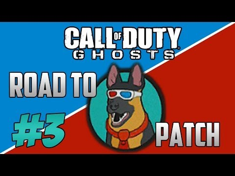 COD Ghost Patches