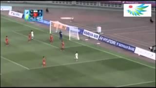 Olympic Việt Nam 4 – 1 Olympic Iran: Động đất ở xứ Kim chi