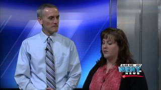 Twin Tiers Christian Academy 'Serv A Thon' Interview GMTT