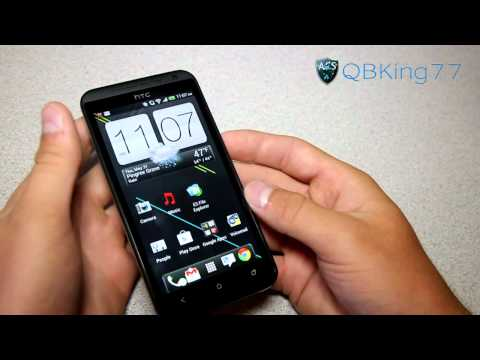 How to take a Screen Shot on the HTC EVO 4G LTE, HTC One X, One S, and more!