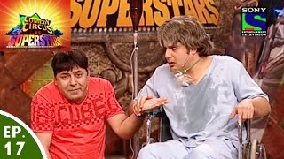 Comedy Circus Ke Superstars - Episode 17 - Chemistry Of Jodi In Comedy Circus Ke Superstars