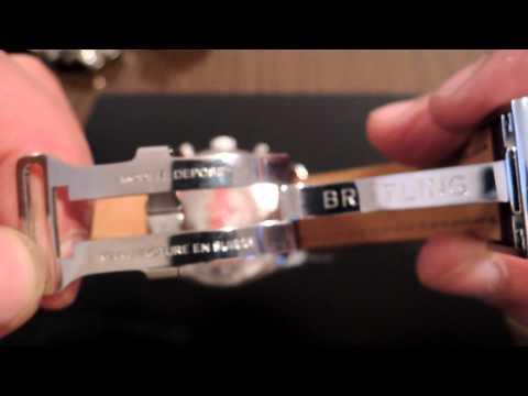 Breitling Navitimer World Deployment Buckle