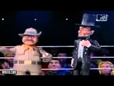Celebrity Deathmatch - YouTube