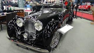1938 Lagonda LG6 Cabriolet - Exterior and Interior - Classic Expo Salzburg 2016