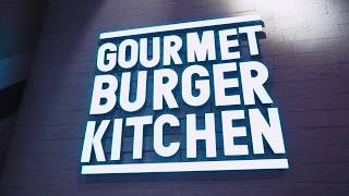 Gourmet Burger Kitchen Dubai - The Mighty