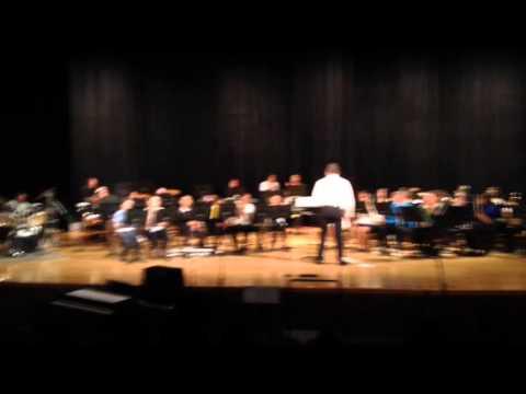 Peekskill Middle School Winter Concert