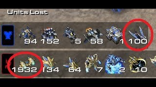1932 Interceptor Kills - Masters TvP - Starcraft 2 LotV