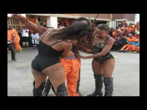STRIPPERS DO SHOW FOR SOUTH AFRICAN PRISONERS thumbnail