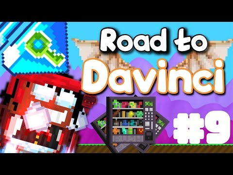 GRAND OPENING VENDING+H!! | Road to Davinci Wings #9 | Growtopia