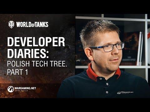 Dev Diaries: Polish Tech Tree Pt. 1