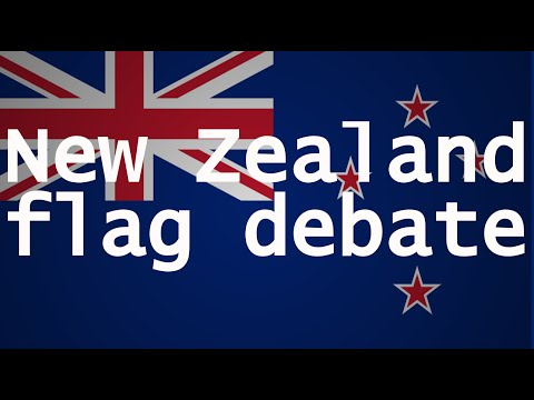 New Zealand Flag Debate