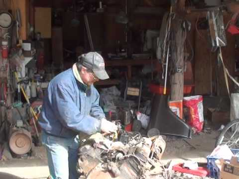 Part 2 1959 Pontiac 389 Resurrection. Redneck Restoration's