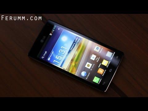 Подробный видеообзор LG Optimus 4X HD (P880) от сайта Ferumm.com