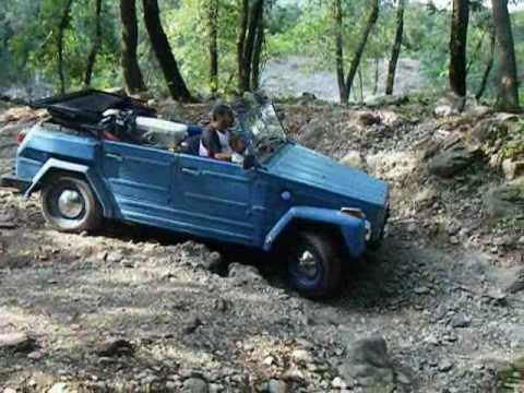 VW Safari 181 Monterrey Club - Paso de la Bruja - YouTube