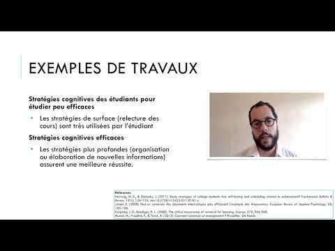 Recherches en psychologie cognitive