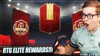 FIFA 19: MEINE ROAD TO GLORY ELITE FUT CHAMPIONS REWARDS!! 🔥🔥 FIFA 19 Ultimate Team Pack Opening