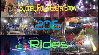 Sydney royal easter show | Rides 2015 | 5.4.2015