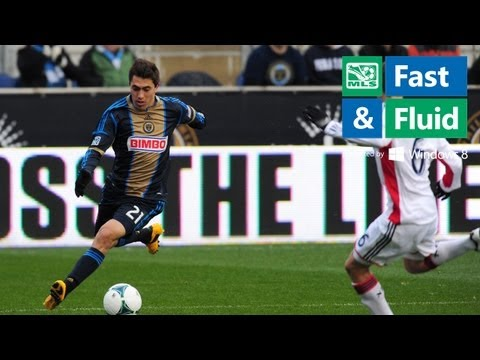 Fast & Fluid Player Spotlight: Michael Farfan