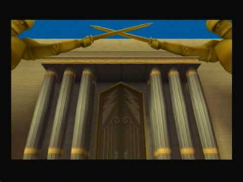 Kingdom Hearts Walkthrough Part 9-Olympus Coliseum