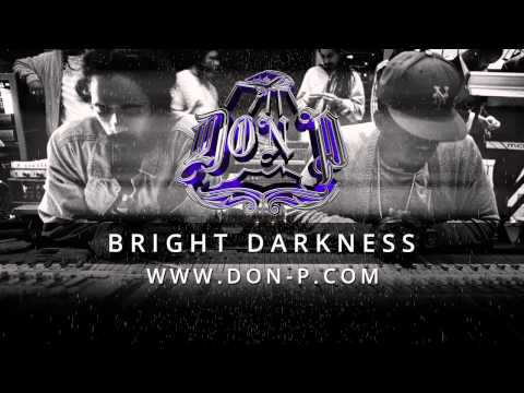 DON P - Bright Darkness instrumental (Sampled rap hiphop beat, bass, sample, Jay