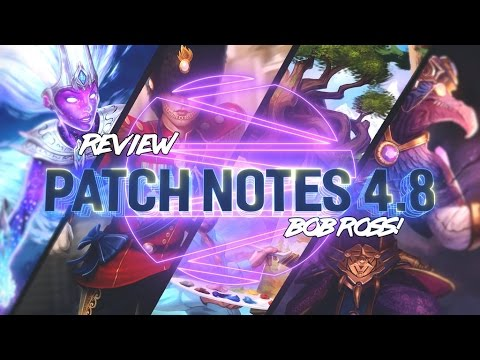PATCH NOTES 4.8: META OUT THE WINDOW?!?! - Incon - Smite