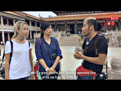 Steven Goh Discover Today's Macau - Episode 2