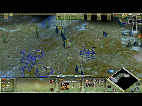Age of Mythology The Titans - Misión 1: