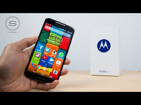 Moto X 2014 (2nd Gen) Full Review UK