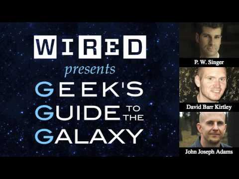 P. W. Singer Interview - Geek's Guide to the Galaxy Podcast #3
