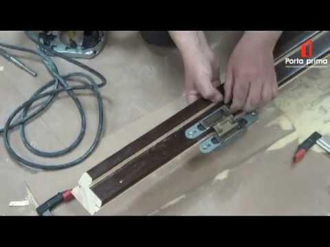Установка межкомнатных деревянных дверей своими руками видео смотреть 113