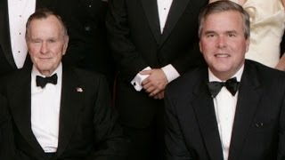 H.W. (Bush) wants Jeb to run  4/25/14