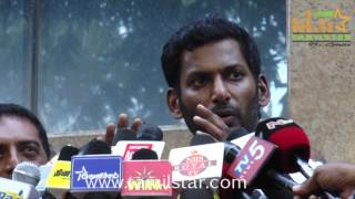 Vishal And His Team Filed Their Nominations On Producers Council Elections