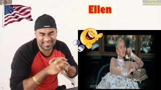 Ellen Scores Deleted Scenes from Taylor Swift's 'Look What You Made Me Do'  Reaction  Aalu Fries