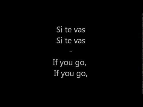 Shakira - Si Te Vas (If You Go)