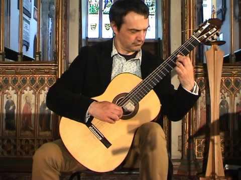 Andres Segovia - Segovia Study No 10