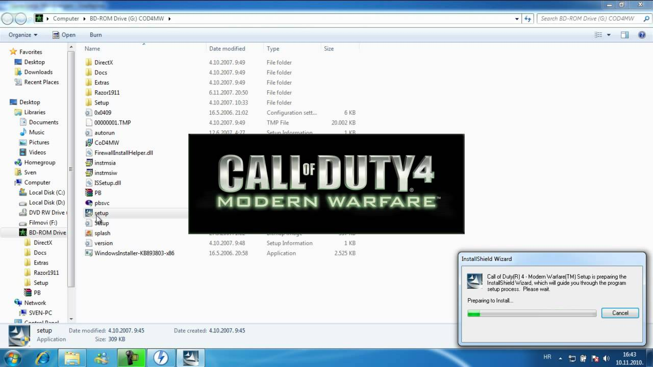 Download Game Call Of Duty Pc Ukuran Kecil