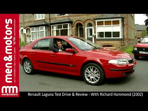 Renault Laguna Test Drive & Review - With Richard Hammond (2002)