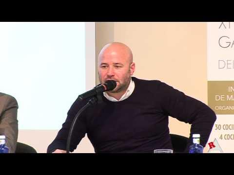 Presentación del XIV Encuentro Gastronómico Rte  Alfonso Mira