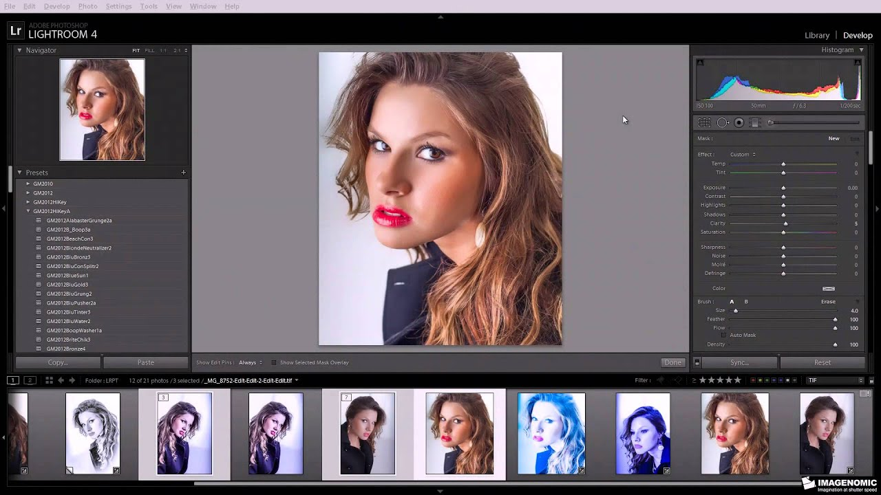 Free photo portrait software